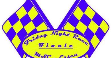 Rückblick Friday Night Race Finale